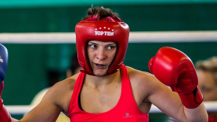 Sandra Kruk awansowała do półfinału turnieju bokserskiego w Stambule