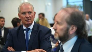 Skrzypczyński prezesem Polskiego Związku Tenisowego w kolejnej kadencji