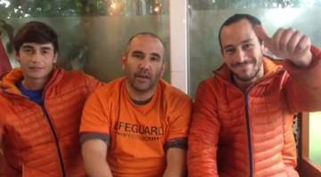Ratownicy z Lesbos zwolnieni z aresztu. Śledztwo ws. handlu ludźmi trwa