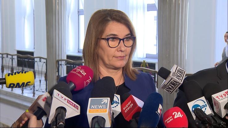 """Mazurek: projekt rozszerzający """"500 plus"""" chcemy przeprocedować na czwartkowym posiedzeniu Sejmu"""