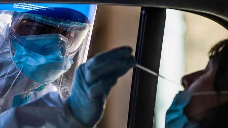Słowacja: rozpoczęły się powszechne testy na koronawirusa dla wszystkich obywateli