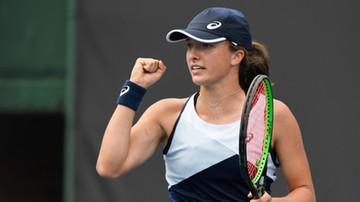 Zwycięstwo Igi Świątek w 1. rundzie French Open