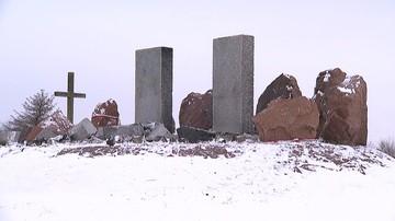Pomnik Polaków na Ukrainie został wysadzony w powietrze