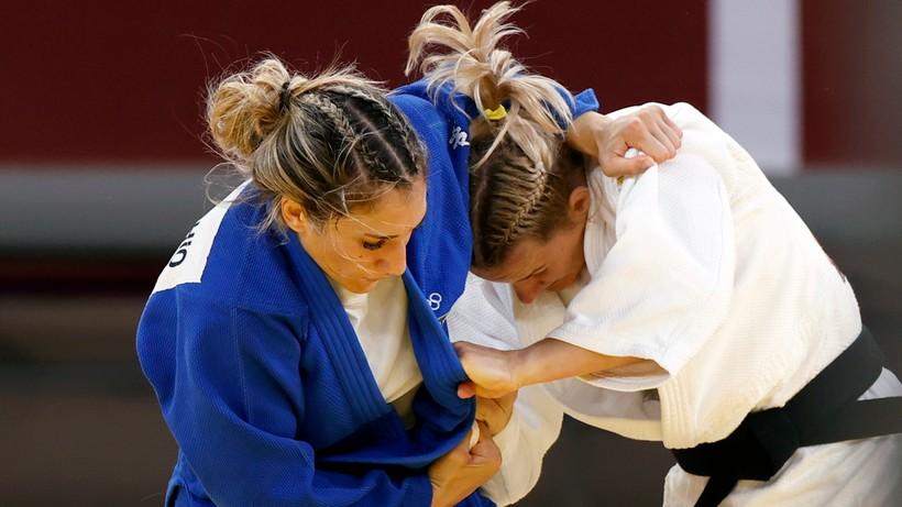 Tokio 2020: Agata Ozdoba-Błach przegrała w ćwierćfinale judo i powalczy w repesażu