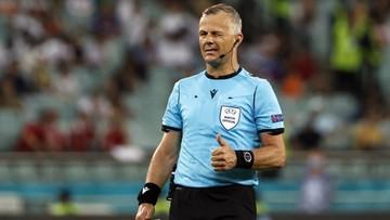 Euro 2020: Poznaliśmy nazwisko sędziego, który poprowadzi finał