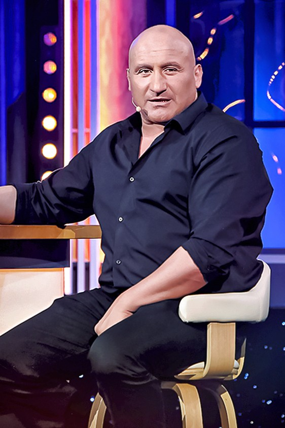2021-05-07 Marcin Najman na ringu w Klinice Skeczów Męczących - Polsat.pl