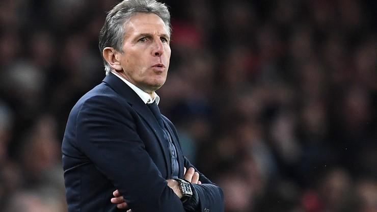 Saint-Etienne ma nowego trenera