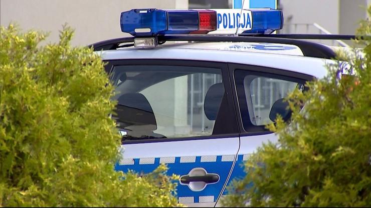 Oficer CBŚP jechał Audi Q5 i zderzył się z ciężarówką. Miał 1,6 promila. Ma przejść na emeryturę