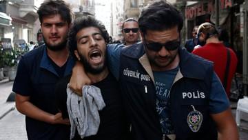 Turcja: gaz przeciwko uczestnikom zakazanej parady Gay Pride