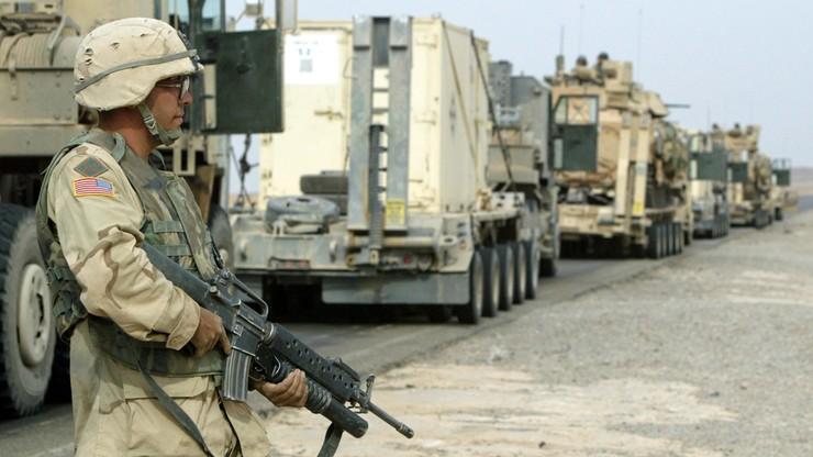 """Iran ostrzelał bazy amerykańskie w Iraku. """"Nie żyje 80 terrorystów USA"""""""