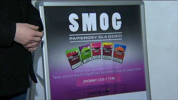 Sklep z papierosami dla dzieci to prowokacja. Miasto Jest Nasze otworzyło centrum informacji o smogu