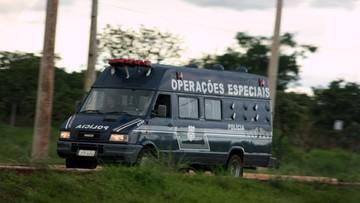 Brazylia: krwawe zamieszki w więzieniu. Zginęło co najmniej 60 osadzonych