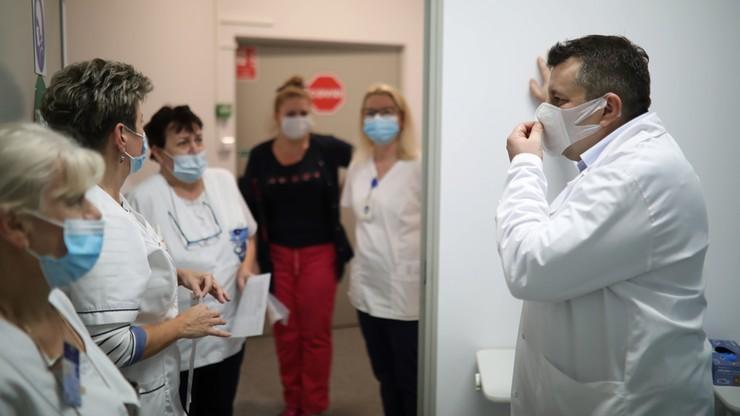 MZ podało najbliższe terminy dostaw szczepionek przeciw COVID-19 do szpitali