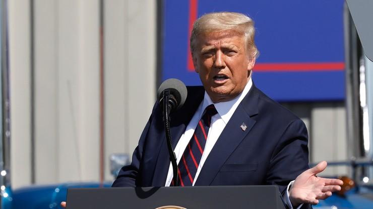 Administracja Trumpa żąda przywrócenia sankcji ONZ przeciwko Iranowi