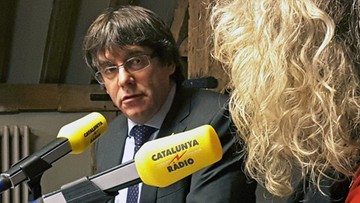 Puigdemont wzywa katalońskie partie do jedności
