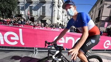 Giro d'Italia: Drugie etapowe zwycięstwo Demare'a. Rafał Majka bez strat