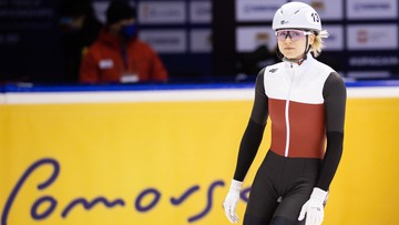 MŚ w short tracku: Natalia Maliszewska zdyskwalifikowana!
