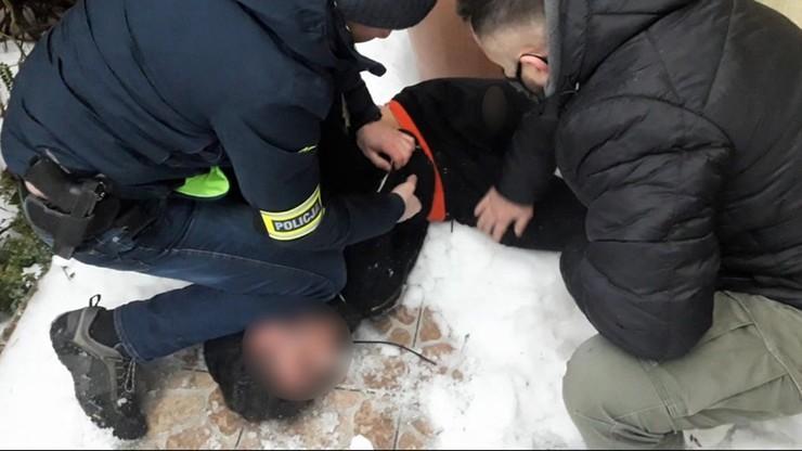 Biznesmen porwany dla okupu. W sprawę zaangażowali się Czeczeni