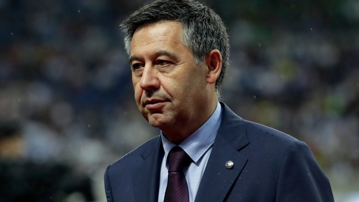 Były prezes Barcelony Josep Maria Bartomeu zwolniony z aresztu