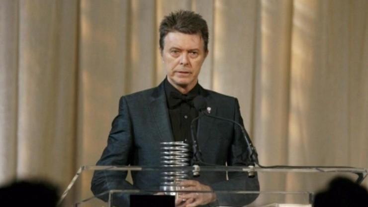 David Bowie na muralu. Na pamiątkę krótkiego pobytu w Warszawie