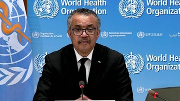 WHO ostrzega: pandemia wygrywa ze szczepieniami