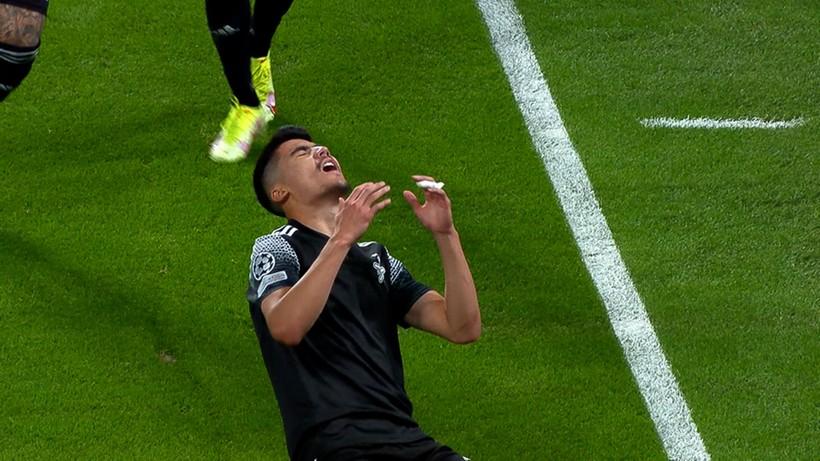 Liga Mistrzów: Jasur Jakszibojew strzelił gola Realowi Madryt! (WIDEO)