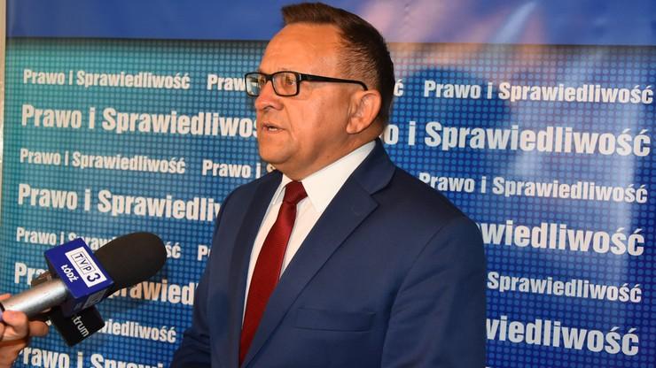 """Kaczyński zawiesił posła Matuszewskiego. Za """"działanie na szkodę PiS w okręgu łódzkim"""""""