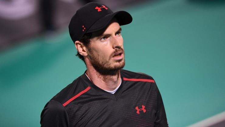 Murray wznowił treningi i chce wrócić do rywalizacji już niebawem