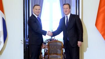 Polska i Wielka Brytania za przedłużeniem sankcji wobec Rosji