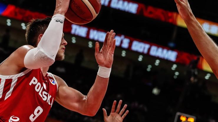 Tokio 2020: Znamy szeroki skład koszykarskiej reprezentacji Polski na turniej kwalifikacyjny