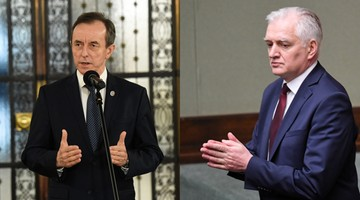 Grodzki o rozmowie z Gowinem: wypracowanie rozwiązania wymaga rozmów liderów politycznych