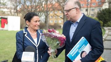 Rada powiatu wrocławskiego PO za kandydaturą Ujazdowskiego na prezydenta miasta
