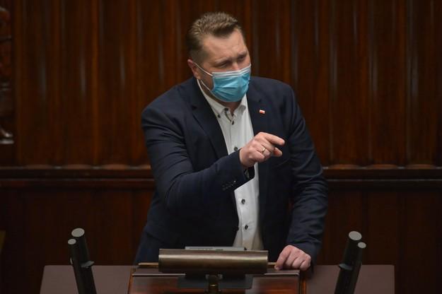 Cezary Tomczyk: to najgorszy z możliwych ministrów edukacji