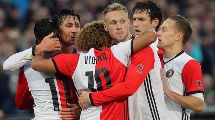 Tytuł w rękach Feyenoordu. Holenderski klasyk w niedzielę w Polsacie Sport News!