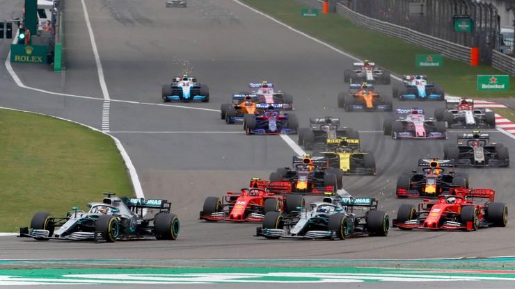 Formuła 1: Dwa wyścigi w Chinach?