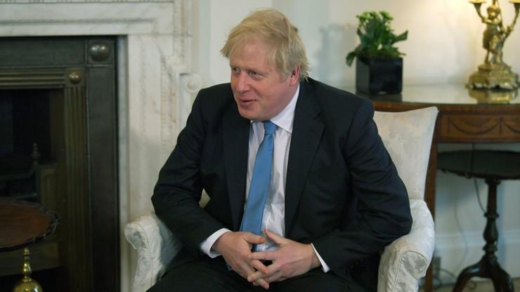 Johnson: to chwila prawdziwej narodowej odnowy i zmiany