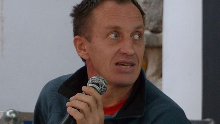 Denis Urubko kończy karierę himalaisty