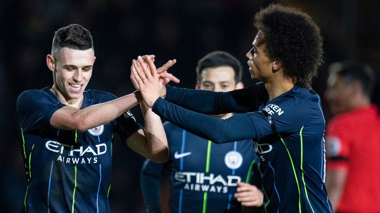 Puchar Anglii: Wysokie zwycięstwo Manchesteru City z czwartoligowcem