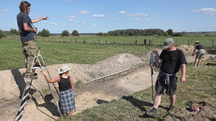 Na Podlasiu odkryto ślady osady obronnej z podobnego okresu, co Biskupin