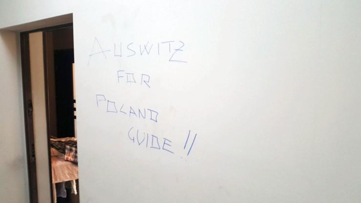 """""""Polska dla Polaków"""", """"Auschwitz for Poland guide"""". Atak na Włocha, przewodnika z Muzeum Auschwitz"""