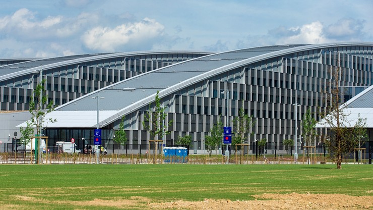 NATO ma nową siedzibę. W Brukseli uroczyste otwarcie