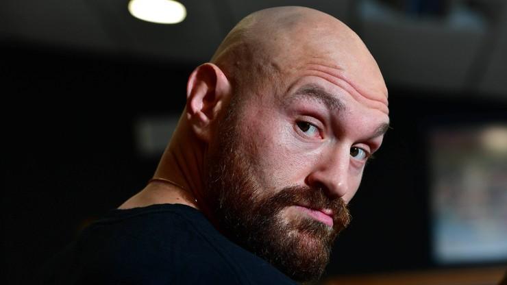 Szalony pomysł Fury'ego. Chce 12 walk rocznie w różnych krajach!
