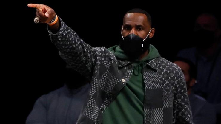 NBA: James pobił Doncica. Chodzi o miliony dolarów