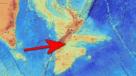27-07-2021 05:56 Na mapie świata nagle zaszły duże zmiany. Mamy już 8 kontynentów i 5 oceanów. Jak to możliwe?