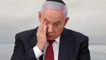 Izarel. Przed oddaniem stanowiska Netanjahu miał wbrew prawu niszczyć dokumenty