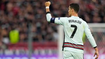 Ronaldo najlepszym strzelcem w historii mistrzostw Europy