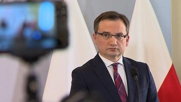 """Ziobro apeluje do Gersdorf o """"niezwłoczne"""" zwołanie pierwszego posiedzenia KRS"""