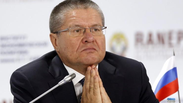 Rosja: minister gospodarki zatrzymany. Pomógł Rosnieftowi za 2 mln dolarów