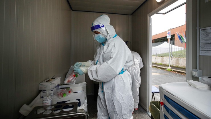 Pandemia przyspiesza we Włoszech. Niemcy szykują nowe restrykcje