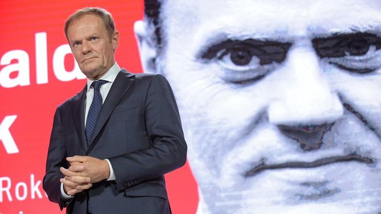 Tusk liderem w najnowszym sondażu zaufania. Na podium również Duda i Morawiecki